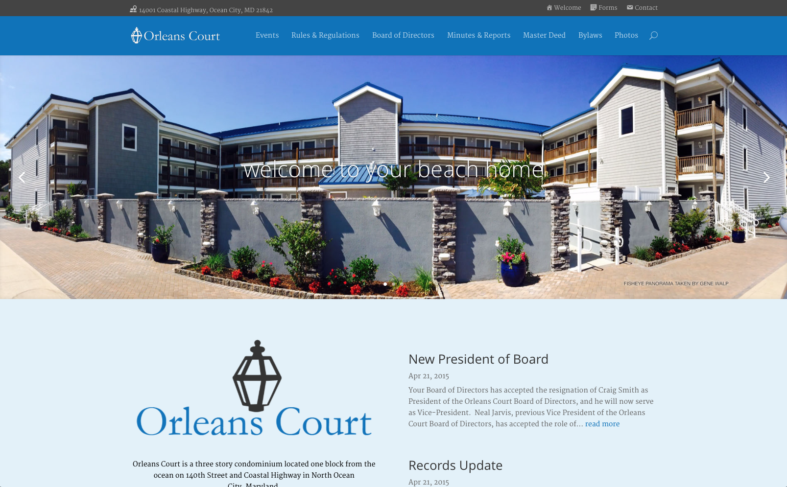 Orleans Court Condominiums